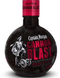Captain Morgan Rum Cannon Blast 1.00l